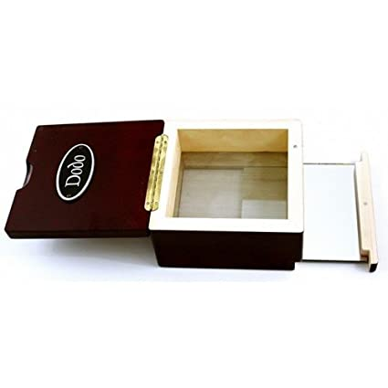 Large Chess Dodo Pollen Box 7x7