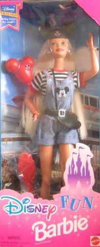 Disney Exclusive - Disney Fun Barbie (1996) (Walt Barbie Disney)