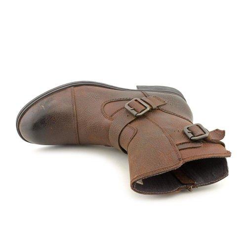 Kenneth Cole REACTION Mens Work Week Plain Toe Engineer Boot Brown 1X1jWLa0Xu