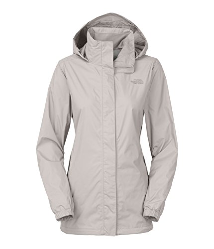 The North Face Resolve Parka Womens (Medium, Ashes of Roses Grey(N8K)) (North Face Resolve Jacket Womens)