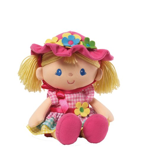 GUND Pink Spring Easter Dolly