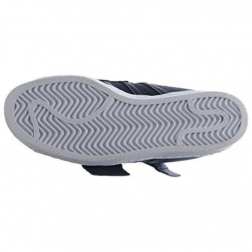 Adidas Superstar Up 2 Correa - La leyenda de la tinta / Leyenda de tinta blanca, 5.5 B con nosotros Legink-Legink-Ftwwht