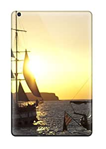 Andrew Cardin's Shop 8075449K25416949 Defender Case With Nice Appearance (sunset) For Ipad Mini 3