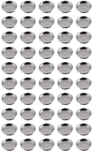 Gas N Pow3r - Disco Ciego de Acero Inoxidable, 58 mm, para máquinas de café comerciales: Amazon.es: Hogar