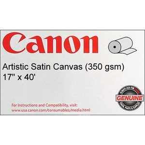 CNM1429V466 - Canon Artistic Satin Canvas
