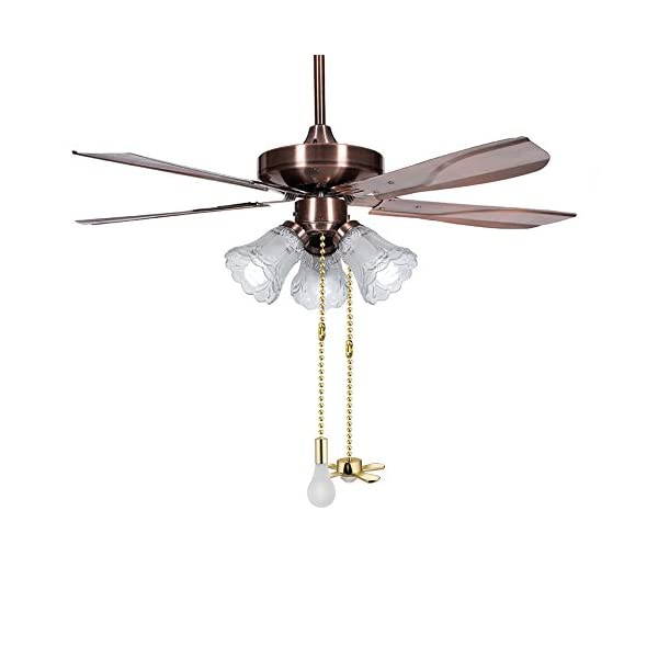 Ceiling-Fan-Pull-Chain-2pcs-3mm-Diameter-Beaded-Ball-Fan-Pull-Chain-136-Inches-Fan-Pulls-Set-with-Connector-Bronze