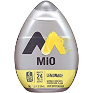 MIO Lemonade Liquid Concentrate Drink Mix (1.62oz Bottle)