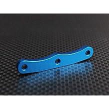 Traxxas Slash 4X4 & Stampede 4X4 VXL Upgrade Parts Aluminum Front Arm Brace - 1Pc Blue