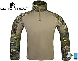 Elite Tribe Airsoft Militar BDU Traje táctico Combate Gen3 ...