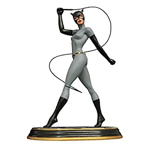 41dBnT9616L. SS300 DIAMOND SELECT TOYS Batman The Animated Series Premier Collection Catwoman Resin Statue