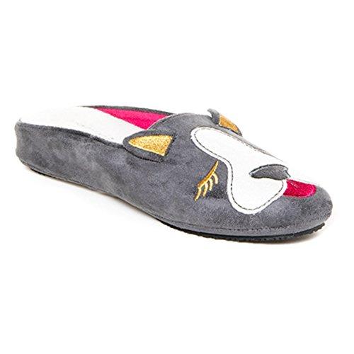 Pantofole Da Donna Color Verde Patricia Verde