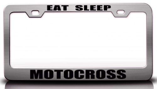 motocross license plate frame - 6