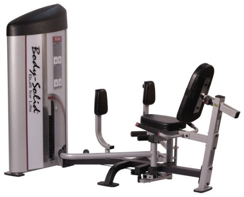 Body-Solid Pro Clubline Series II Inner and Outer Thigh Machine by Ironcompany.com