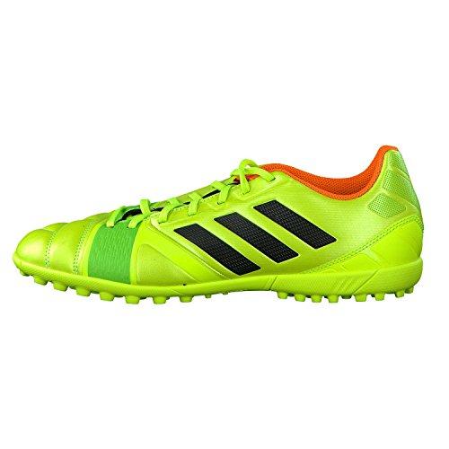 adidas Performance Herren Fußballschuhe Grün (Solar Slime/Black/Solar Zest)