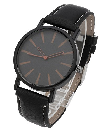INEXPENSIVE MEN'S ANALOG QUARTZ WATCH