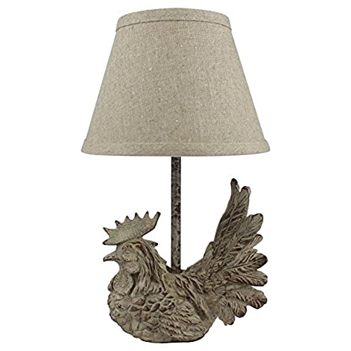 kitchen lighting decor rooster ideas another pin lamps pinterest lamp little