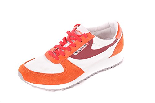 Mandarin Diesel High Kindly Rise Orange elle da Sneaker W White SHERUN Donna UwU18vngq