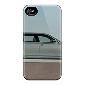Durable Bmw M5 Touring Side View Back Cases/covers For Iphone 4/4s