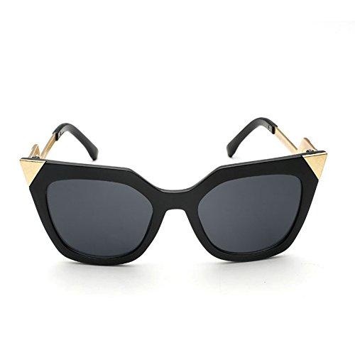 Qingsun 2015 Brand New Stylish Unique Frame Zigzag Cat Eye - Hiking 2015 Sunglasses Best