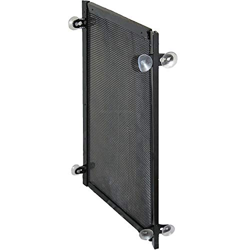 (20 Gallon Aquarium Divider with Suction Cups - Fish Tank Divider Perfect for Betas)