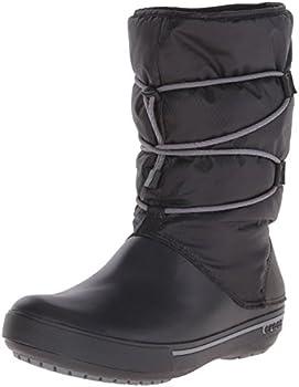 Crocs Womens Crocband II.5 Cinch Boots