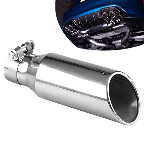 Heylas Exhaust Universal Car Sport Exhaust Stainless Steel Exhaust Universal Exhaust: Amazon.co.uk: Kitchen & Home