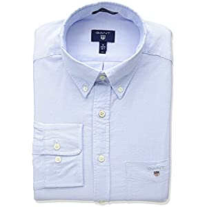 GANT Men's The Oxford Shirt Reg Bd Casual
