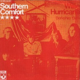 Southern Comfort - (The Dreadful Ballad Of) Willie Hurricane - Harvest - 1C 006-04 799