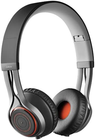 Amazon Com Jabra Revo Wireless Bluetooth Stereo Headphones Retail Packaging Black Discontinued By Manufacturer