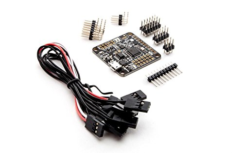 FC32 Rev 6 Flight Controller with Spektrum RX Connector (Rev Controllers)