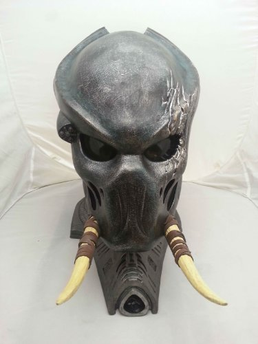 The Tracker Mask Prop Replica (Predator Prop Mask)
