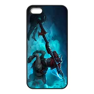 Hecarim iPhone 4 4s Cell Phone Case Black DIY Gift pxf005-3663174