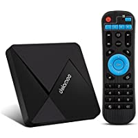Shawn D5 Smart Set Top Box Android 5.1 Rockchip RK3229 Quad-core 1GB RAM 8GB ROM 4K Mini PC Internet with WIFI HDMI 2.0 LAN