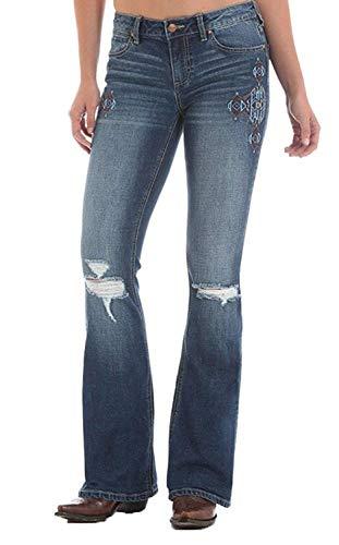 Wrangler Flare Leg Jeans 09MWFAZ (7W x 34L)