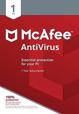 McAfee 2018 AntiVirus