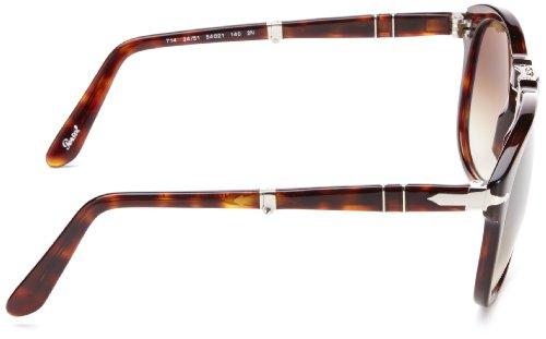Persol 57 de Havana Gafas Sol Mod 0714 24 rwfWqgrZPx