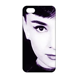 Fortune Audrey Hepburn 3D Phone Case for iPhone 5s