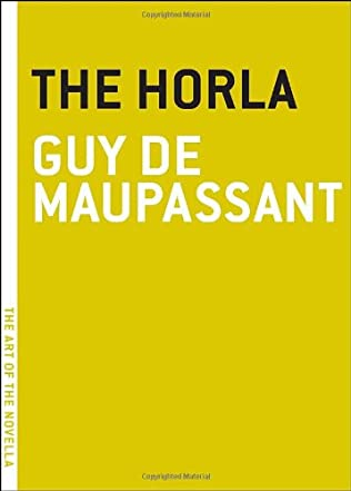 book cover of The Horla