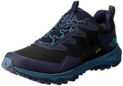 The North Face Women's Ultra Fastpack Iii GTX Trekking & Hiking Shoes, Peacoat NVY/Ion Blu, 5 US