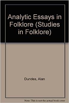 com analytic essays in folklore studies in folklore analytic essays in folklore studies in folklore