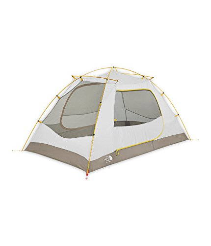 The North Face Stormbreak 3P Tent – Castor Grey/Arrowwood Yellow For Sale