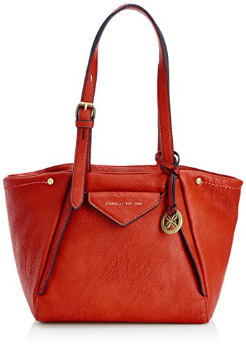 Fiorelli Paloma Grab - Bolso al hombro de sintético mujer rojo - rojo