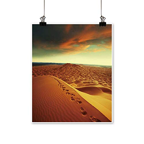 (Art-Canvas Prints Sahara Desert Wall Art for Living Room Decoration,24