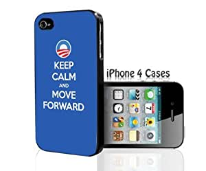 TYH - KEEP CALM and MOVE FORWARD iPhone 6 4.7 case ending phone case