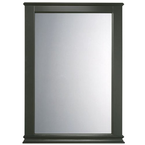 American Standard 9210.101.322 Portsmouth Wall Mirror, Dark Chocolate