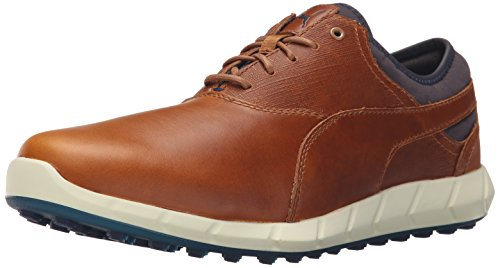 Brown Golf Shoe - 5