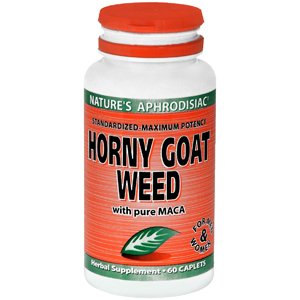 WINDMILL HORNY GOAT WEED CAPLETS 60Tablets