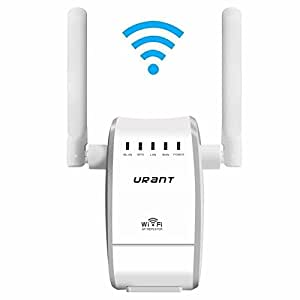 urant 300mbps wireless router network range extender wifi repeate. Black Bedroom Furniture Sets. Home Design Ideas