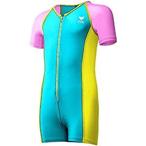 TYR Unisex-Adult Blue/Pink/Yellow