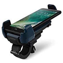 Bike Mount, iOttie Active Edge Bike & Bar, Motorcycle Mount for iPhone 7/ 6 (4.7)/ 5s/ 5c/4s, Galaxy S6/S6 Edge/S5/S4- Retail Packaging - Indigo Blue